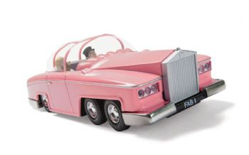 Corgi Thunderbirds Lady Penelope FAB 1 Diecast Model